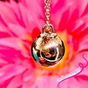 NWOT Tiffany HardWear Rose Gold 12.75mm Ball PDT